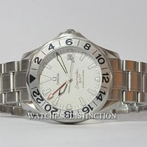 "Omega SEAMASTER GMT REF 2538.20.00 ""GREAT WHITE"""