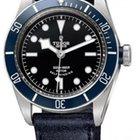 Tudor Heritage Black Bay Men's Watch 79220B-CUIR