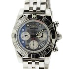 Breitling Chronomat 41 Diamond Stainless Steel