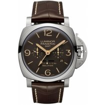 Panerai PAM 656 Luminor 1950 8 Days Equation of Time GMT...