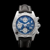 Breitling Galactic Stainless Steel Unisex A13358L2C678