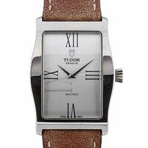 Tudor Archeo 34 Quartz Leather