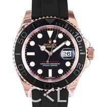劳力士  (Rolex) Yacht-Master Black/Everose Gold Ceramic 40mm -...