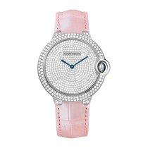 Cartier Ballon Bleu Automatic Ladies Watch Ref WE902042