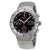 Porsche Design Chronograph Automatic Black Dial Men's Watch
