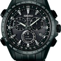 Seiko Astron SSE009J1 Elegante Herrenuhr GPS Empfang f....