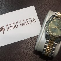 劳力士  (Rolex) Horomaster- 178273VI Green Datejust 31MM