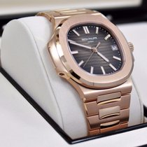 Patek Philippe Nautilus 5711/1r 18k Rose Gold Box & Papers...
