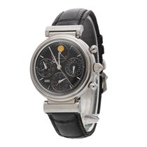 IWC Da Vinci Perpetual Chronograph Stainless Steel Automatic