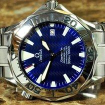 Omega Seamaster Professional Diver 300m Electric Blue