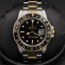 Rolex GMT-Master - 16753 - Black Nipple Dial - 6.3 Million -...