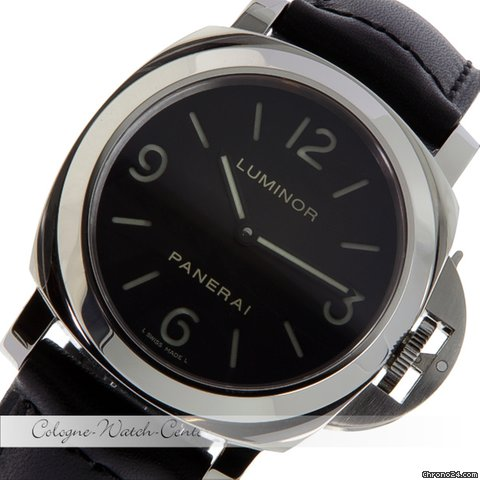 Panerai Luminor Stahl PAM112