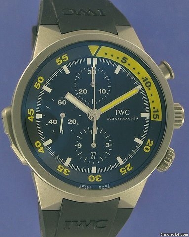 IWC Aquatimer Chronograph Split-Second