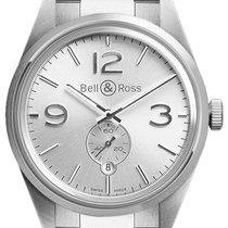 Bell & Ross BR 123 Original  NEU mit Box + Papieren