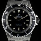 Rolex S/S Oyster Perpetual Black Dial Submariner 5513