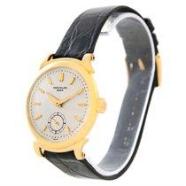 Patek Philippe Calatrava Vintage 18k Yellow Gold Watch 1491...