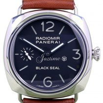 Panerai PAM 183 Radiomir Black Seal 45mm Stainless Steel...