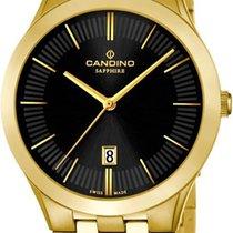 Candino Elegance C4541/3 Herrenarmbanduhr Klassisch schlicht