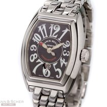 Franck Muller Conquistador Lady Size Stainless Steel Bj-2003