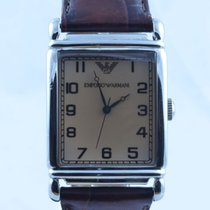Armani Damen Uhr Stahl/stahl 25mm