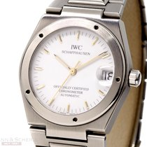IWC Ingenieur Automatic Chronometer Ref-3521 Stainless Steel...