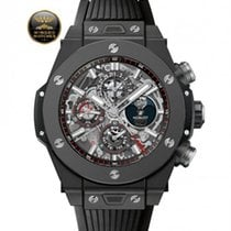 Hublot - BIG BANG - UNICO BLACK MAGIC PERPETUAL CALENDAR CH
