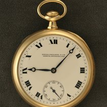 Patek Philippe Vintage 18K (0.750) Pocket Watch 1910