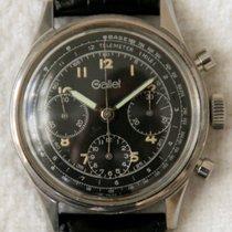 "Gallet Chronograph ""Jim Clark"""