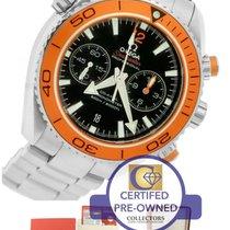 Omega Seamaster Planet Ocean Chronograph Watch 232.30.46.51.01...