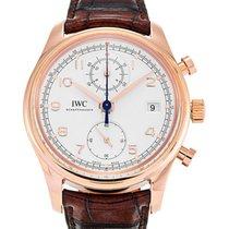 IWC Schaffhausen IW390402 Portugieser Chronograph Classic...