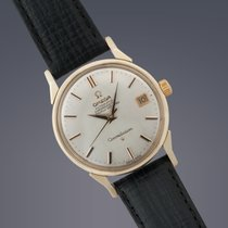 Omega Constellation watch gold capped automatic