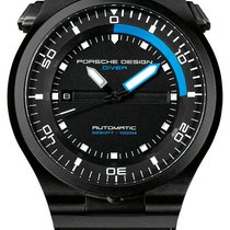 Porsche Design Performance Diver Automatic Black PVD Mens...