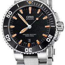 Oris Aquis Men's Watch 01 733 7653 4159-07 8 26 01PEB