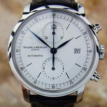 Baume & Mercier Baume  Men Classima Xl Chronograph Swiss...
