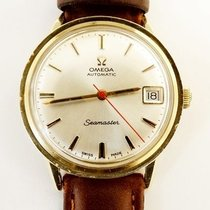 Omega 14 k G.F Seamaster Automatic Watch Cal 563 17 Jewels...