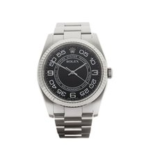 Rolex Oyster Perpetual Stainless Steel Gents 116034