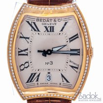 Bedat & Co No. 3 33.5mm Ladies' 18kt Rose Gold Automatic...