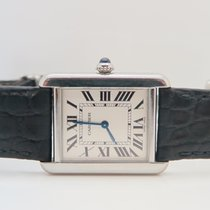 Cartier Tank Solo Lady Ref. 2716 (With Cartier Box)