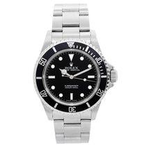 Rolex Submariner Stainless Steel Men's Watch (no-date) 14060