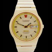 Omega Constellation Chronometer Electronic f300Hz - Stimmgabel...