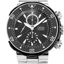 Oris Watch ProDiver Chronograph 674 7630 71 54