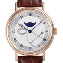Breguet クラシックムーンフェイズ Classique Moonphase Power Reserve