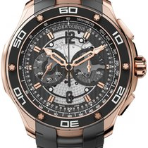 Roger Dubuis Pulsion Chronograph in pink gold