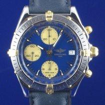 Breitling Chronomat B130.48 Eta 7750 Steel Auto Blue dial...
