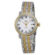 Tissot Ladies T0970072203300 Bridgeport  Automatic Watch