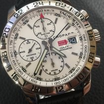 Chopard Mille Miglia GMT Chronographe and chronometer stainles...