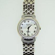 Rolex Cellini White Gold,Factory Diamond