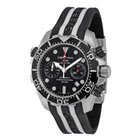 Certina DS Action Diver Chronograph Black Dial Men's Watch