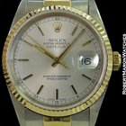 Rolex Datejust 16233 18k/steel