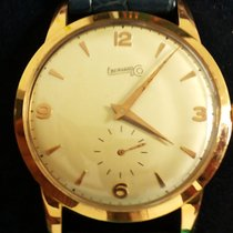 Eberhard & Co. rare 18 kt pink gold big size mm 38